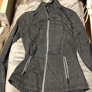 Selling this grey Lulu Jacket